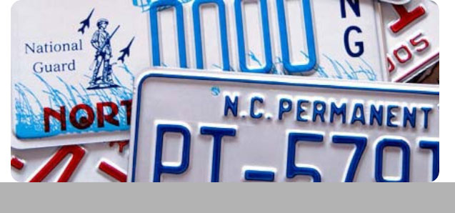 Services to register your vehicle in North Carolina